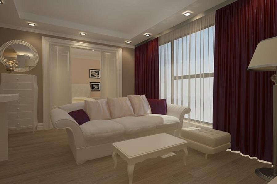 Design interior apartament new classic constanta design for Design interior living apartament