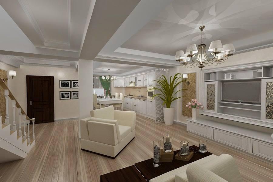 Design interior living clasic design interior constanta for Case design moderne