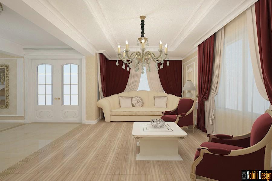 Firma design interior Bucuresti - Amenajari interioare case Bucuresti